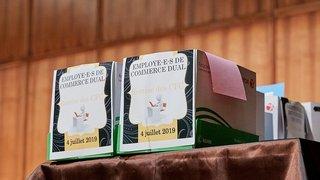 Lauréats 2019: Cifom-Ester secteur tertiaire CFC de MP commerce (duale et plein temps)