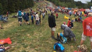 Deux jours de fête lors du passage du Tour de France en Franche-Comté