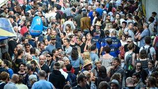 Les Promos, un rendez-vous incontournable qui a boosté le moral des festivaliers au Locle