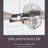 Exposition du peintre Roland Schaller