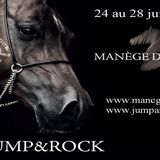 Jump & Rock 2019 - Concours hippique