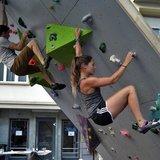 Contest de grimpe