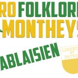 """Apéro Folklorique Monthey """"Chablaisien"""" 5/8"""