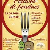 9e Festival de fondues