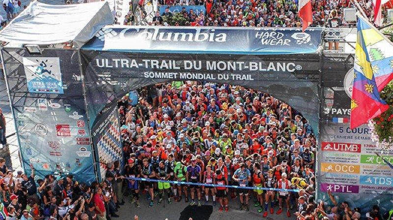 Ultra Trail du Mont-Blanc - PTL
