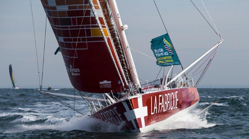 Alan Roura, sauf catastrophe, devrait battre le record du Français Marc Guillemot (archives).
