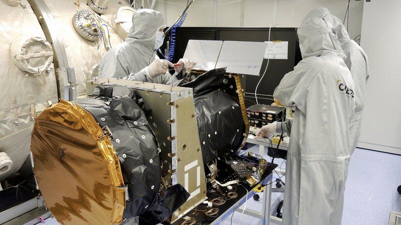 La conquête spatiale passe par l'Université de Berne