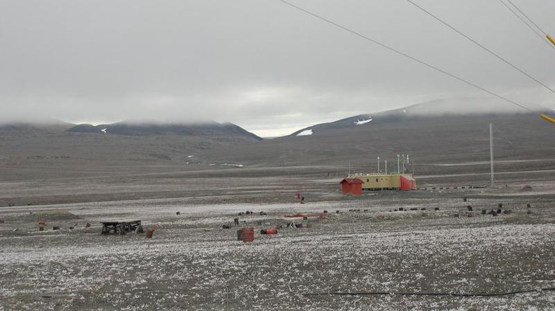 Alert, au Canada, est l'endroit habité le plus au nord de la planète. Mardi, la station a connu un record de chaleur avec 21 degrés Celsius.