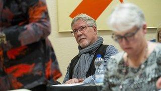 L'ancien conseiller communal de Neuchâtel Eric Augsburger est décédé à l'âge de 61 ans