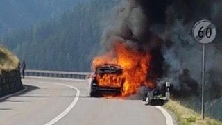 Grand-Saint-Bernard: une famille chaux-de-fonnière sauvée des flammes