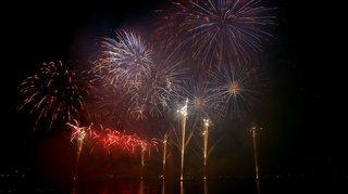 A Bordeaux, les feux d'artifice du 14 juillet seront tirés le 7 septembre