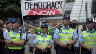 Le luxe helvétique pénalisé par les troubles à Hong Kong