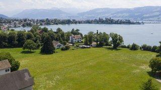 Tennis: la future maison au bord du lac de Roger Federer à Rapperswil-Jona passe mal