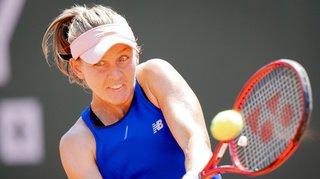 Tennis – Ladies Open de Lausanne: la Française Fiona Ferro remporte le premier titre de sa carrière