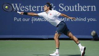 Tennis – Masters 1000 de Cincinnati: Federer balayé par Rublev en 8e de finale