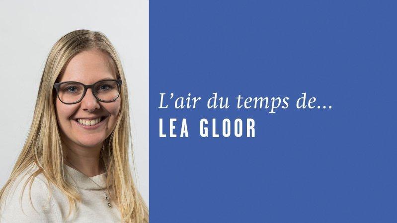 «Fleurs du désert», l'air du temps de Lea Gloor