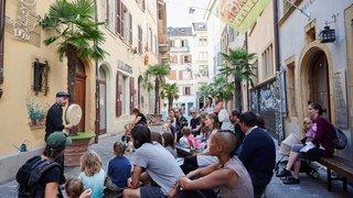 Les Buskers résonnent au centre-ville de Neuchâtel