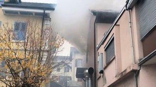 Reconvilier: des cendres mal «stockées» à l'origine de l'incendie dans un appartement