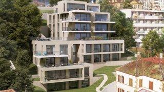 Neuchâtel: quinze appartements vont être construits au Vieux-Châtel