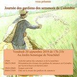 Journée des gardiens de semences de Colombie