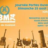 BBM 74 - Journées portes ouvertes