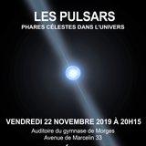 Les pulsars - Phares célestes dans l'Univers