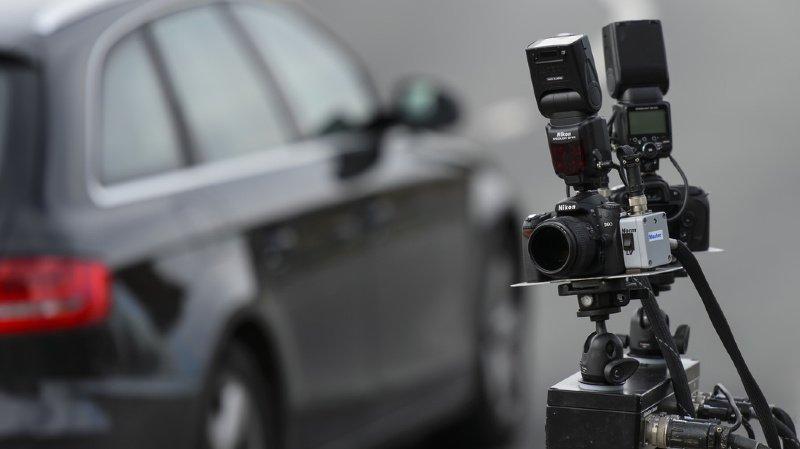 Thurgovie: flashé à 225 km/h sur l'autoroute