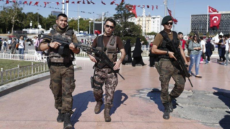 Asile: près de 2800 Turcs ont demandé l'asile en Suisse depuis le putsch manqué de juillet 2016