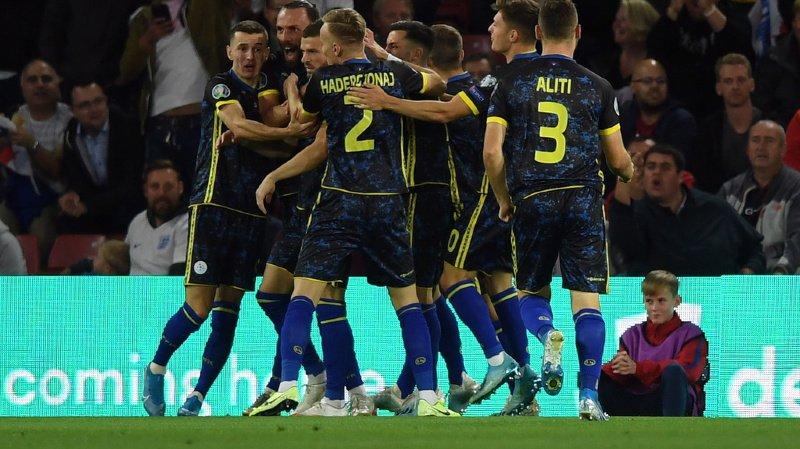 Les Kosovars ont même ouvert le score après...35 secondes de jeu.