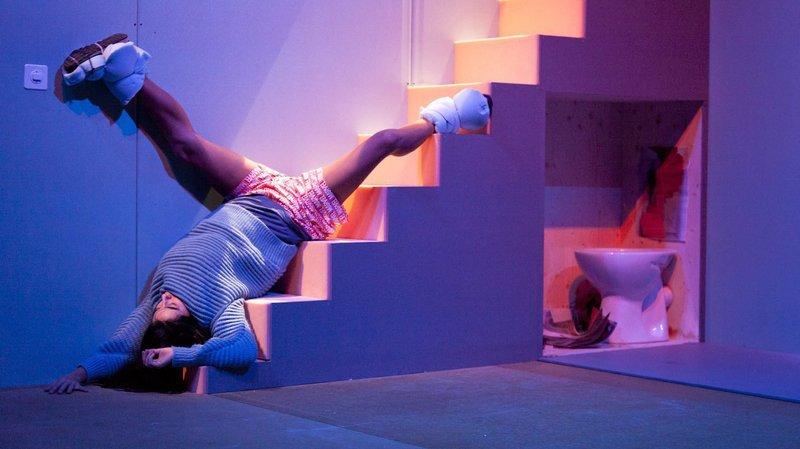 Une pièce jeune public d'Aurélien Patouillard, avec la comédienne Marion Duval.