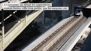 Le Léman Express vise un succès aussi grand que le M2 de Lausanne