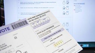 Les Suisses de l'étranger, réunis en congrès à Montreux, veulent le vote électronique