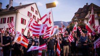 Moutier: les partisans du rattachement au Jura veulent revoter rapidement