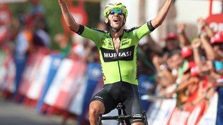 Cyclisme – Tour d'Espagne: l'Espagnol Mikel Iturria remporte la 11e étape et signe sa première victoire chez les professionnels.