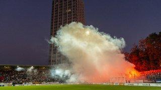 Football – Coupe de Suisse: des supporters de St-Gall attaquent la police à Winterthour