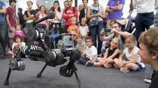 Hautes écoles: environ 40'000 curieux ont visité l'EPFL ce week-end
