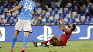 Football – Ligue des Champions: Liverpool et Shaqiri chutent d'entrée, match nul pour le Borussia Dortmund, avec Bürki et Akanji