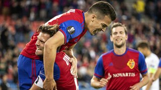 Football – Europa League: Bâle écrase Krasnodar 5 à 0, Lugano s'incline face à Copenhague