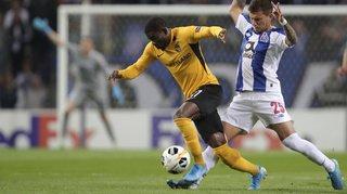 Football - Europa League: Young Boys s'incline 1-2 face à Porto