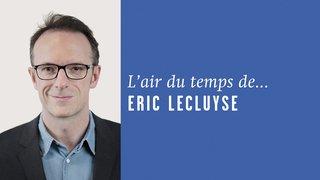 «Rébellion: check!», l'air du temps d'Eric Lecluyse