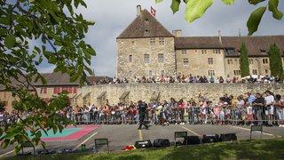 Le château de Colombier ouvre ses portes