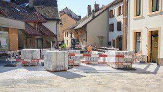Référendum contre les travaux de Saint-Blaise