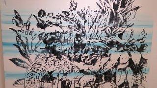 Neuchâtel: jungle de pixels à la galerie Ditesheim & Maffei