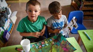 Immersion dans la langue de Goethe avec les petits Vallonniers