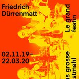 Vernissage «Friedrich Dürrenmatt– Le grand festin»