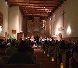 Concert de l'Avent de la Société de musique de Brienz