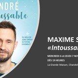 Maxime Sendré - Intoussable