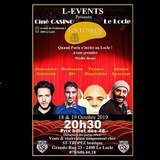 Loclomedy - Spectacle humoristique