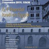 Israël en Egypte -G.-F. Haendel-