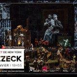 WOZZECK opéra de Berg